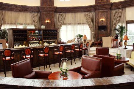 Club-house environment, senior leisure club photo, interior decoration Stock Photo - 10306097