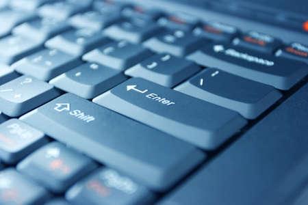 teclado numerico: Equipo de zoom del teclado en el botón ENTER