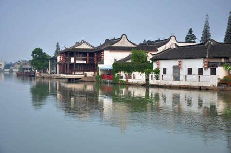 original ecological: Zhujiajiao town scenery one