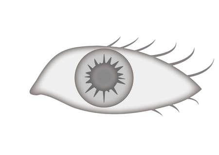 einsturz: Eyes, Papier-Schnitt, Kollaps-Effekt