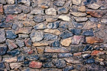firmeza: Rocas pared dura y arena cemento Foto de archivo