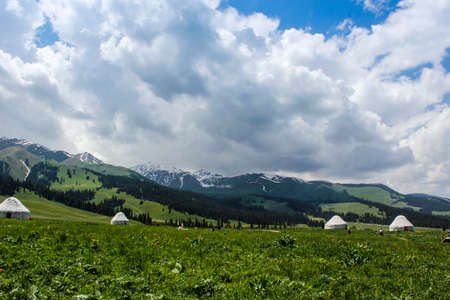 The charming Yili Nalati prairie landscape