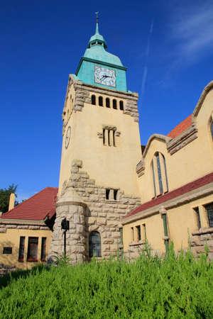 christian community: Qingdao Christian Church
