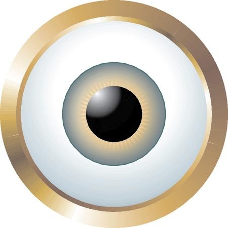 Eye icon Imagens - 22027881