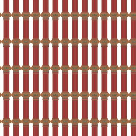 grecian: column pillar pattern