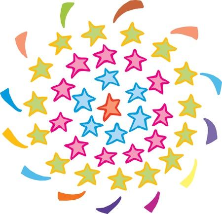 Stars Stock Vector - 22083894