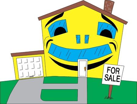huis te koop icoon
