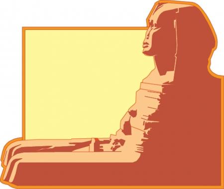 sphinx: illustrazione della sfinge