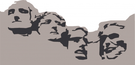 presidents: Presidents of Mount Rushmore