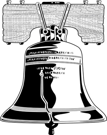 Liberty Bell Stock Vector - 22239324