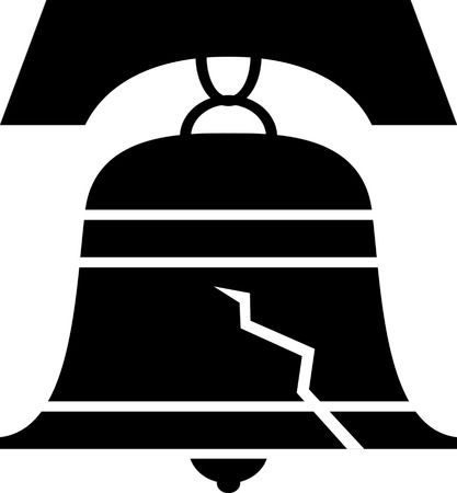 Liberty Bell Stock Vector - 22239327
