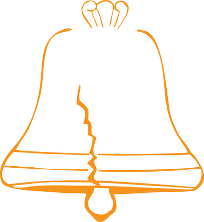 Liberty bell Stock Vector - 22239340