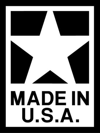 Made In Usa Art Imagens - 22243008