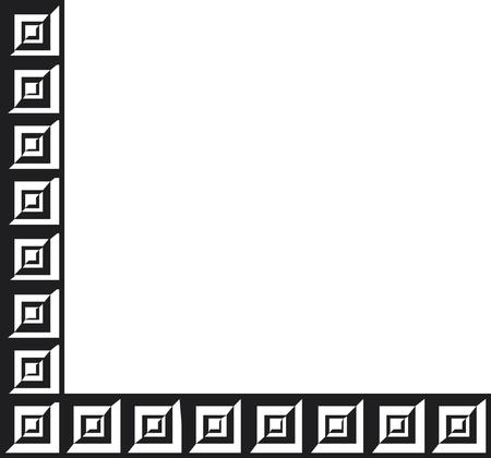 orientalische muster: grenzen orientalischen Muster