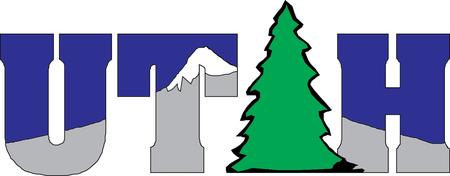 Utah USA State Imagens - 24119509