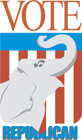 liberal: Republican Elephant