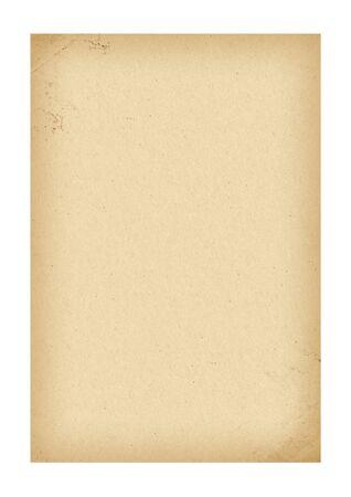 old paper sheet Imagens - 24119568