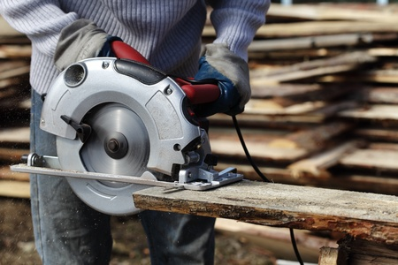 power tools: electro saw