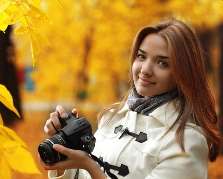 photographer Stock Photo - 10461539