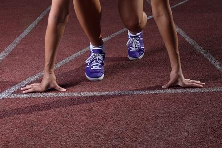 start run photo