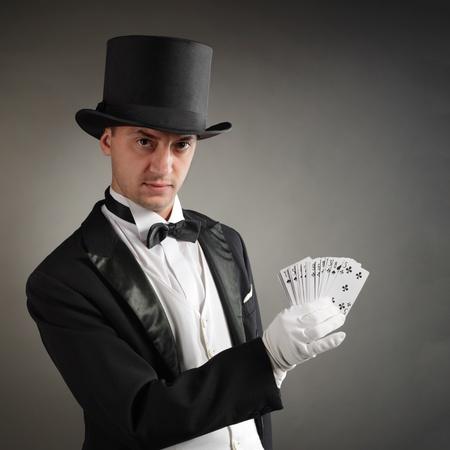 conjuror: magician