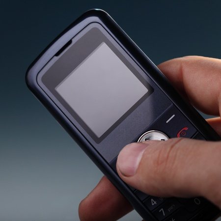 cell phone Stock Photo - 11373338