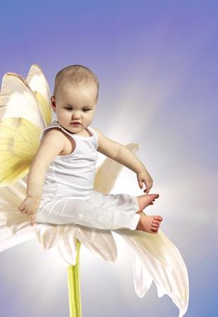 baby angel: bel bambino