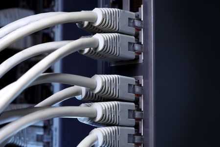network hub photo