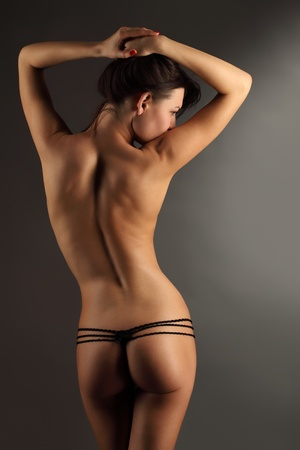 junge nackte mädchen: beuty nackte Frau