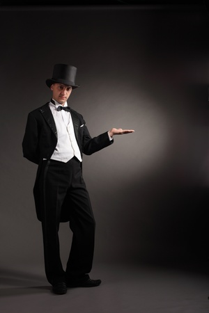 magician photo