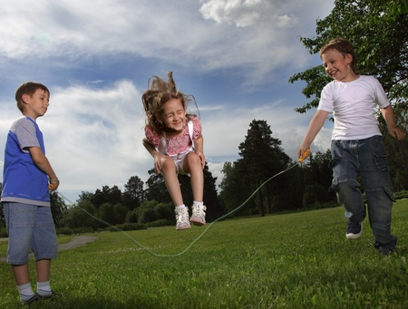 skipping:  skipping  rope