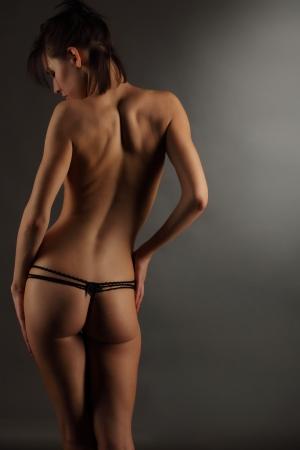 femme black nue: beuty femme nue
