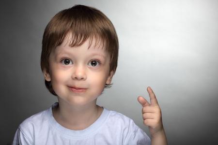prodigy: Children idea Stock Photo