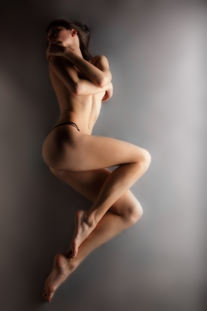 naked  body: beauty nude woman