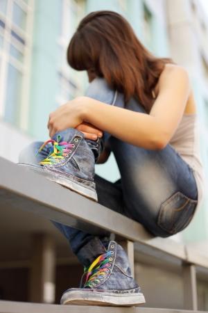 sneaks: teenagers problem