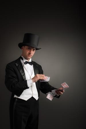 magician photo