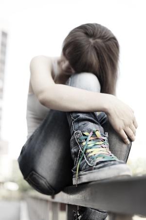 sneaks: teenager problem