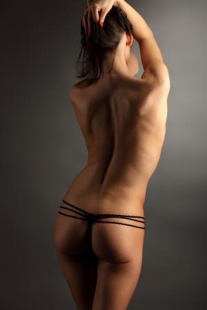 beuty femme nue Banque d'images - 20404145