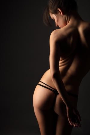 mujer negra desnuda: mujer desnuda beuty