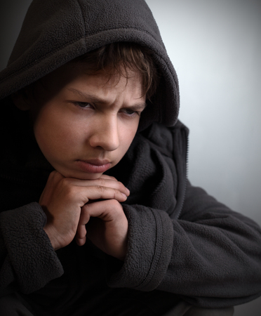 problems of teenagers photo