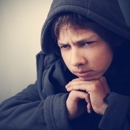 distraught: problems of teenagers