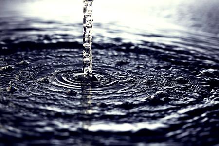 fluidity: water stream