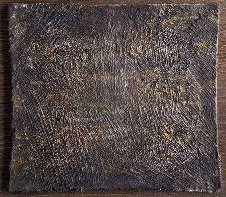marco madera: Fondo artístico del grunge para las inscripciones espacio de la copia Foto de archivo