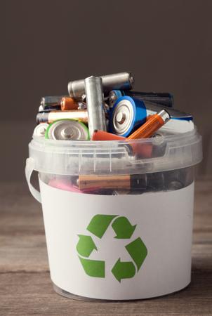 nimh: battery recycle bin