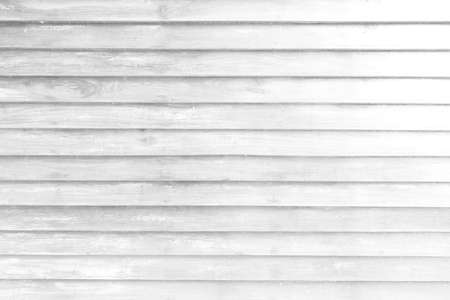 Old white grey wood texture and background in vintage tone. Plank light grunge wooden wall background.