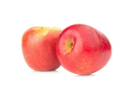 apple isolated on white background.