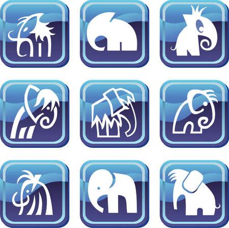 mammoth: blue mammoth