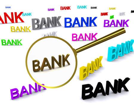 Search bank photo