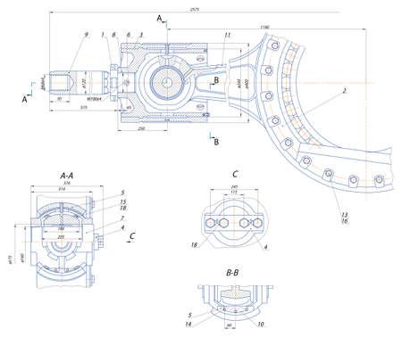 displacement: Sketch. Crosshead displacement pump mechanism