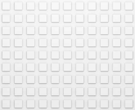 gray texture background: Rectangle Pattern. Regular White Texture